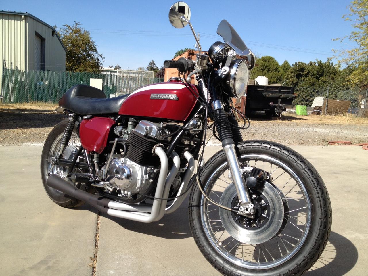 honda 750 cb la mythique moto honda nantes auto moto. Black Bedroom Furniture Sets. Home Design Ideas