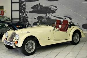 voitures anciennes - Magnifique Morgan 4/4 Roadster vendue chez Ô Bolides Nantes