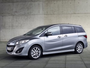 monospace Mazda 5