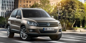 suv Volkswagen Tiguan