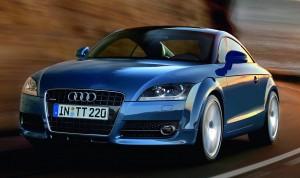 Audi TT 2.0 TFSI quattro/Fahraufnahme