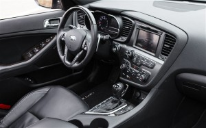 Kia Optima interieur