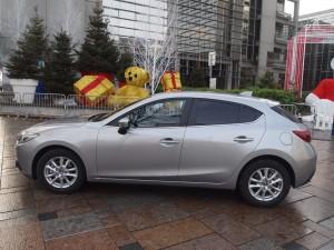 berline compacte Mazda 3
