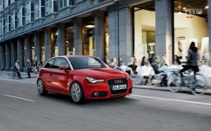 Citadines chics Audi A1
