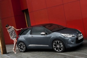 Citadines chics Citroën DS3