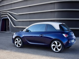 Citadines chics Opel Adam