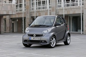 Citadines chics Smart Fortwo