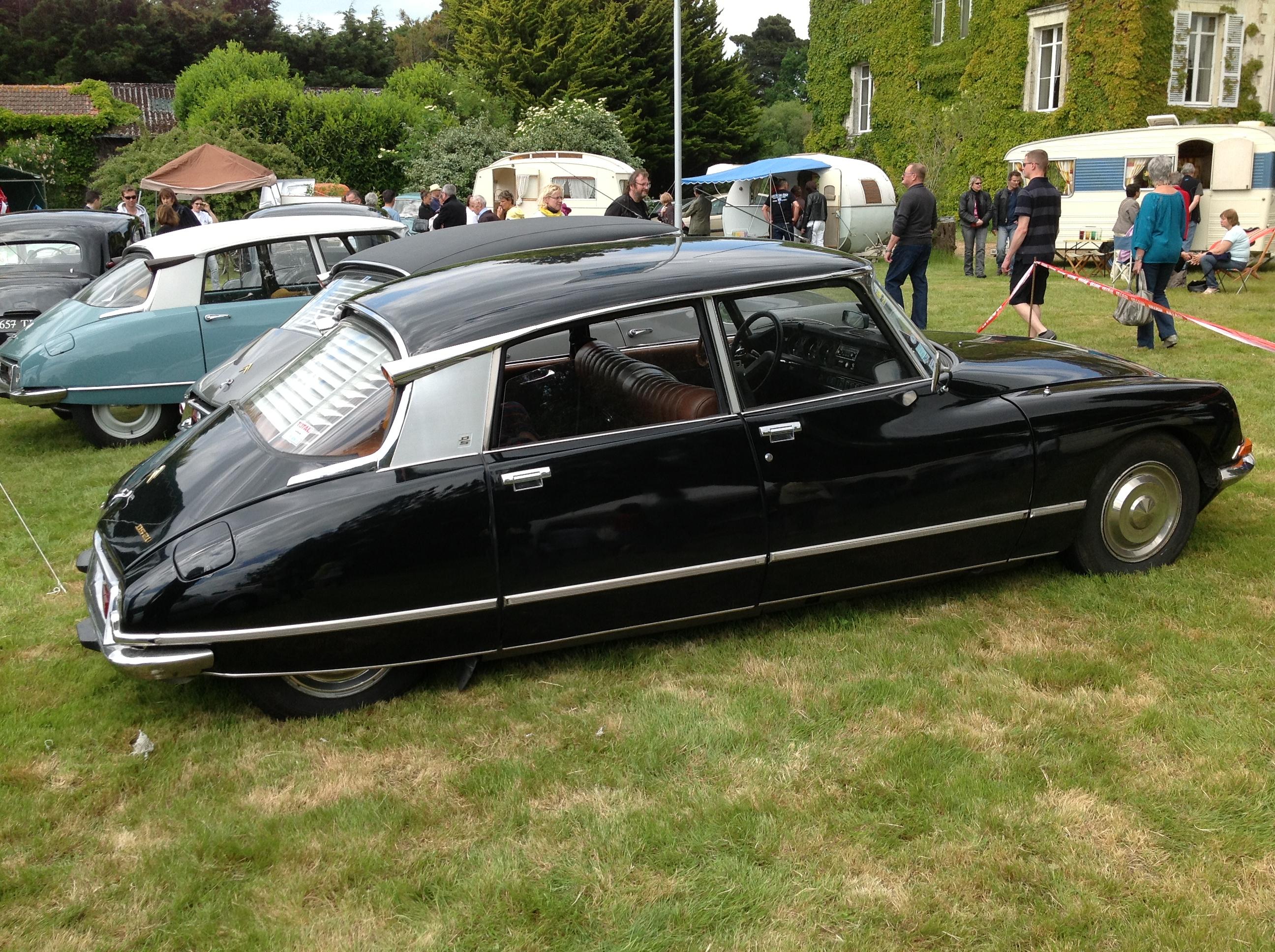 Citroën DS Chapron Concorde - Secret Classics