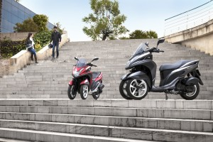 MBK Tryptik - Scooter trois-roues