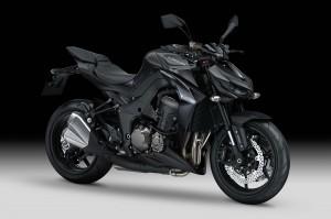Nouveautés motos Kawasaki-Z1000-2014