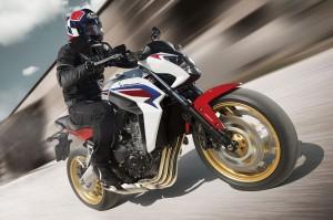 Nouveautés motos - Honda CB 650f