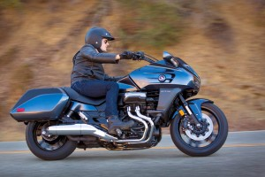 Nouveautés motos - Honda CTX 1300