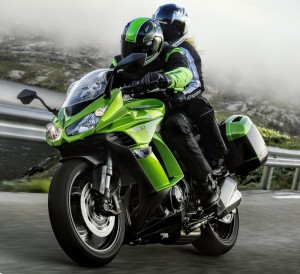 Nouveautés motos Kawasaki Z1000 sx