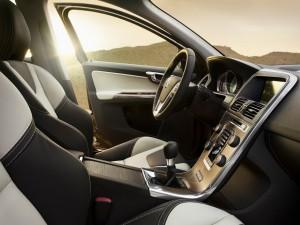 intérieur Volvo XC60
