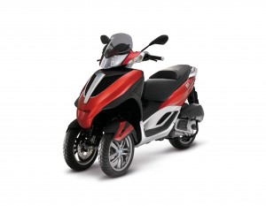 Trois roues Piaggio MP3 Yourban 300LT