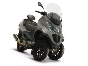 Trois roues Piaggio mp3 500lt