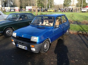 Youngtimer Renault 5