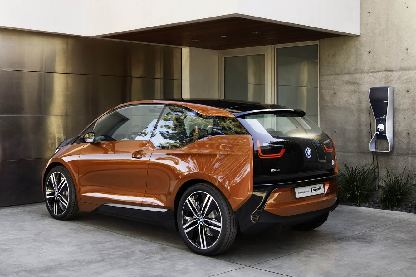 bmw i3 le 100 lectrique made in bmw nantes auto moto. Black Bedroom Furniture Sets. Home Design Ideas