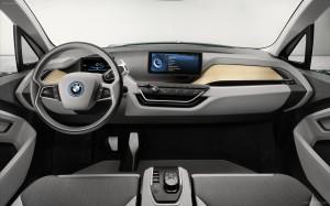 BMW i3 intérieur