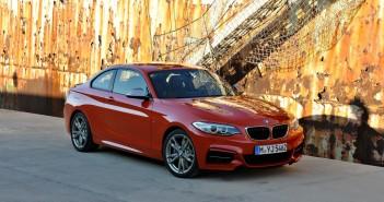 BMW Série 2 avant