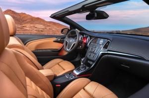 Opel Cascada intérieur