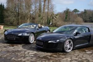 Ouest Pretige Cars - Audi et Aston Martin