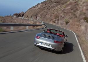 Porsche 911 Cabriolet dos