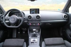 Audi A3 Berline intérieur