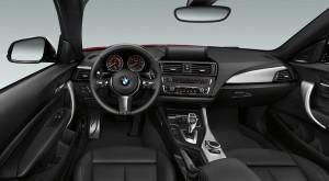 BMW Série 2 intérieur
