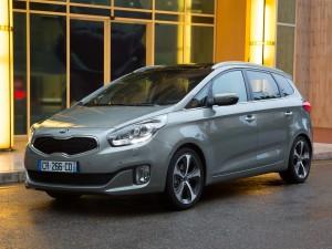 Euro NCAP - Kia Carens