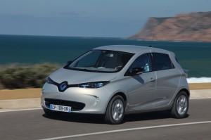 Euro NCAP -  Renault Zoé
