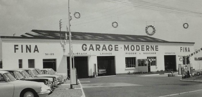 Groupe Boucher Garage Moderne