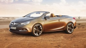 Opel Cascada cabriolet