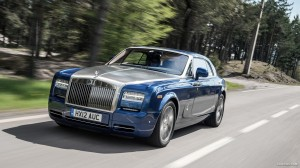 Rolls Royce Phantom - face avant