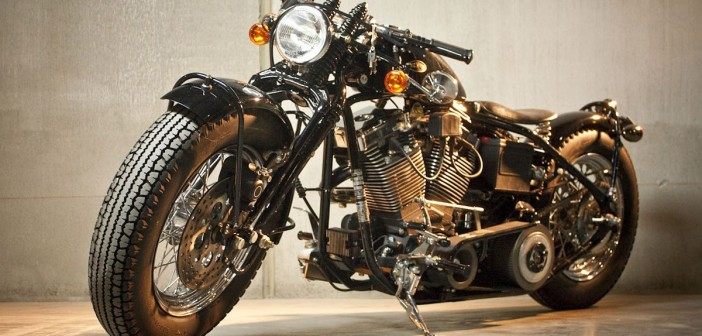 Zero Engineering - Nantes Atelier Kustom