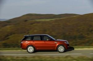 Range Rover Sport - Profil