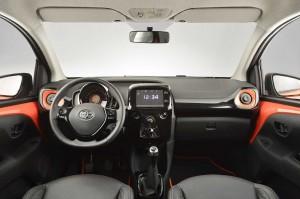 Toyota Aygo - Intérieur