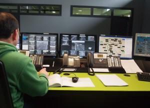 Bouchon Nantes - Surveillance de la DIRO