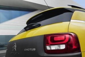 Citroën C4 Cactus - Vue arrière