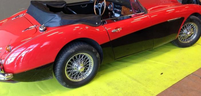 Austin Healey Mk2