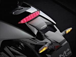Honda NM4 arrière
