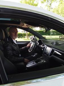 Porsche Macan intérieur