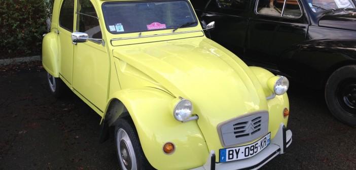 Renault 2CV