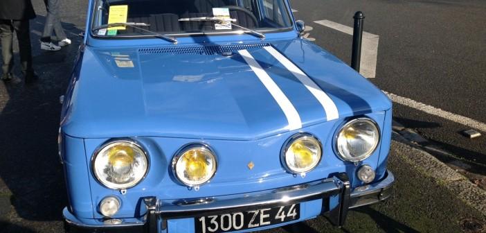 Renault R8 Gordini avant
