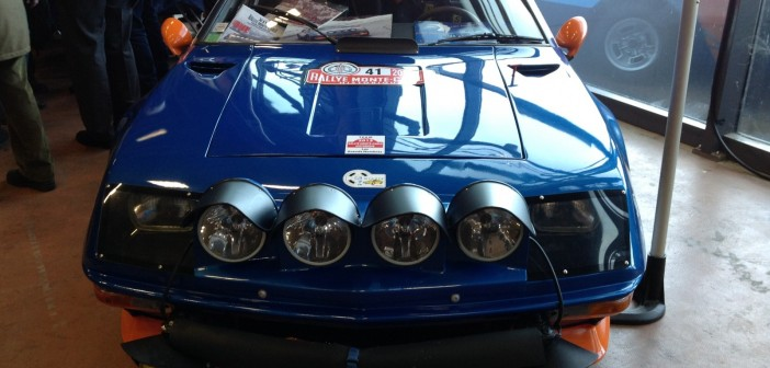 Renault Alpine calandre