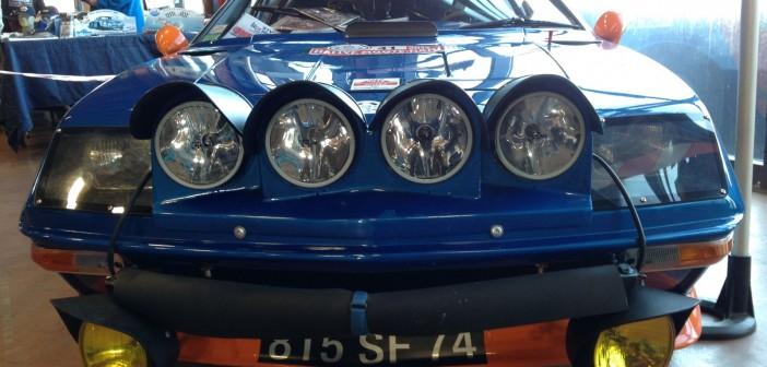 Renault Alpine avant
