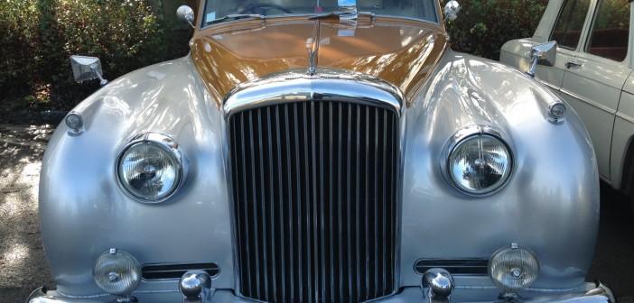 Rolls Royce Silver Cloud avant
