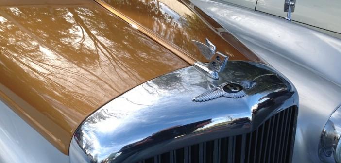 Rolls Royce Silver Cloud calandre