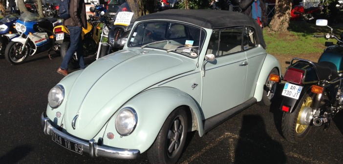 Volkswagen Coccinnelle cabriolet