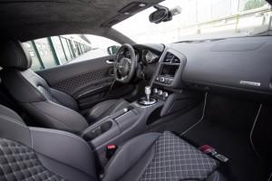 Audi R8 intérieur